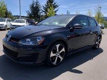 2015 Volkswagen GTI 3DR 6spd w/ Sport Pkg.