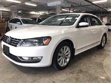 2014 Volkswagen Passat Highline Auto