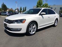 2015 Volkswagen Passat Comfortline 6spd