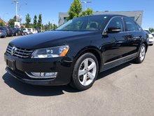 2015 Volkswagen Passat Comfortline Auto
