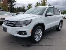 2016 Volkswagen Tiguan Special Edition 4Motion w/ Sunroof
