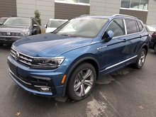 2018 Volkswagen Tiguan Highline 4Motion w/ R-Line & Drivers Assist Pkg.
