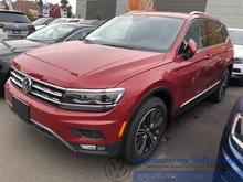 2018 Volkswagen Tiguan Highline 4Motion w/ Drivers Assist Pkg.