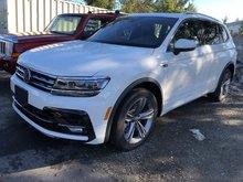 2019 Volkswagen Tiguan Highline 4Motion w/ R-Line & Drivers Assist Pkg.