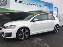Volkswagen Golf GTI 3-Door Autobahn 2015
