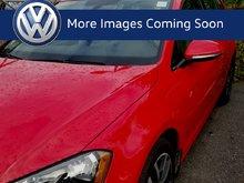 2016 Volkswagen Golf SportsWagon 1.8 TSI Comfortline