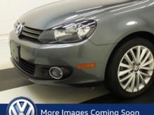 2014 Volkswagen Golf wagon Wolfsburg Edition 2.0 TDI 6sp #B2499