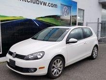 2011 Volkswagen Golf 3-Dr Sportline 2.5 5sp #N2345A