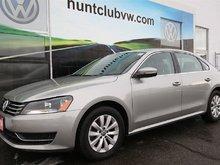 2014 Volkswagen Passat 2.5L Trendline