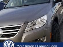 2011 Volkswagen Tiguan Comfortline 6sp at Tip