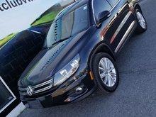 2013 Volkswagen Tiguan 2.0 TSI Highline (A6)
