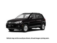 2016 Volkswagen Tiguan Special Edition (A6)