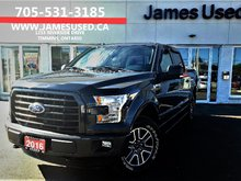 2016 Ford F-150 FX4 302A