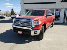 2014 Toyota Tundra Limited 5.7L V8