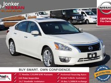 2015 Nissan Altima Sedan 3.5 SL CVT