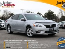 2015 Nissan Altima Sedan 2.5 SL CVT