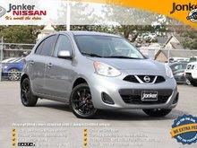 2015 Nissan Micra 1.6 SV at