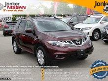 2014 Nissan Murano SV AWD CVT