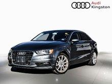 2015 Audi A3 Technik