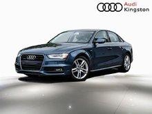 2015 Audi A4 - Sline - Manual - Technik Technik plus