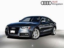 2015 Audi A5 COUPE Technik