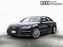 2016 Audi A6 3.0L TDI Progressiv