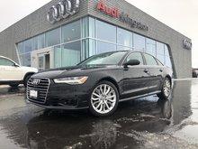 2016 Audi A6 3.0T Technik