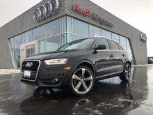 2015 Audi Q3 Technik