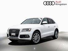 2016 Audi Q5 Technik