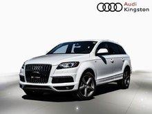 2015 Audi Q7 3.0T Vorsprung Edition