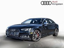 2018 Audi S4 Technik