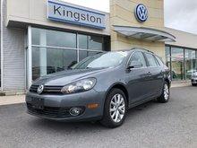 2013 Volkswagen Golf Sportwagon TDI Comfortline