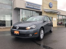 2014 Volkswagen Golf Sportwagon TDI