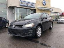2015 Volkswagen Golf Sportwagon TDI Comfortline