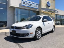 2013 Volkswagen Golf TDI Highline
