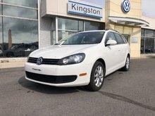 2014 Volkswagen Golf wagon Comfortline