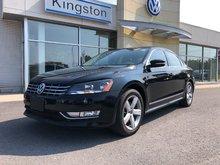 2014 Volkswagen Passat TDI Comfortline