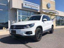 2017 Volkswagen TIGUAN COMFORTLINE Comfortline