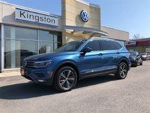 2018 Volkswagen Tiguan SEL Premium Highline