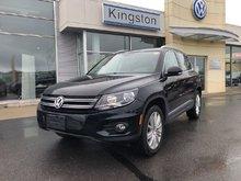 2017 Volkswagen Tiguan Comfortline