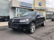 2014 Volkswagen Touareg Comfortline