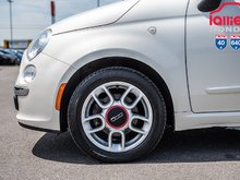 2012 Fiat 500 LOUNGE DECAPOTABLE