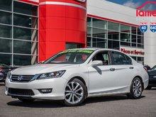 2014 Honda ACCORD SDN SPORT L4 GARANTIE LALLIER 10ANS/200,000 KILOMETRES*