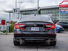 2019 Honda ACCORD SDN TOURING 2.0T GARANTIE 10ANS/200,000 KILOMETRES* P4798 NOIR