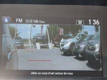 2015 Honda Accord EX-L V6 / HONDA CANADA CERTIFIÉ 7 ANS/160KM Toit Ouvrant et Sieges Chauffants!