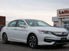2016 Honda Accord EX-L V6 / HONDA CANADA CERTIFIÉ 7 ANS/160KM Toit Ouvrant et Sieges Chauffants!