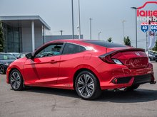 2018 Honda CIVIC CPE EX-T GARANTIE 10ANS/200,000 KILOMETRES LALLIER* P4855   ROUGE