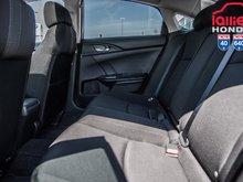 2016 Honda CIVIC SDN EX GARANTIE 10ANS/200,000 KILOMETRES* P4795 NOIR