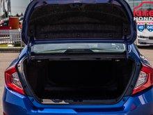 2016 Honda CIVIC SDN EX GARANTIE LALLIER 10ANS/200,000 KILOMETRES* 93099A BLEU