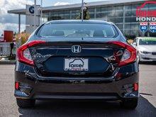 2016 Honda CIVIC SDN LX GARANTIE LALLIER MOTOPROPULSEUR DE 10 ANS OU 200,0 P4814  NOIR
